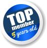 Centro membro da almeno 5 anni